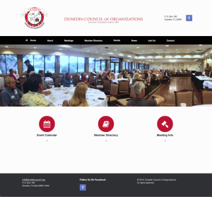DCO homepage